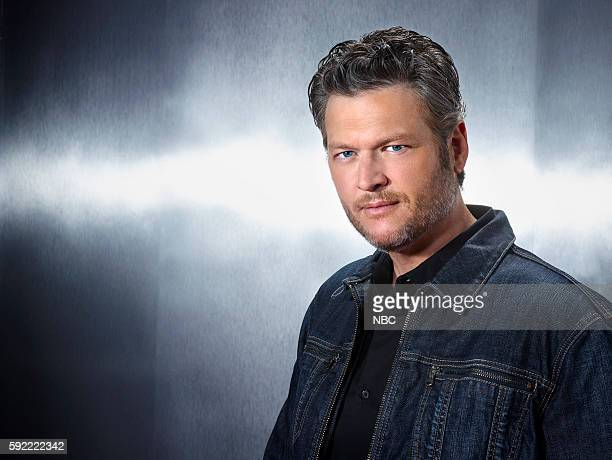 11 Pictured Blake Shelton