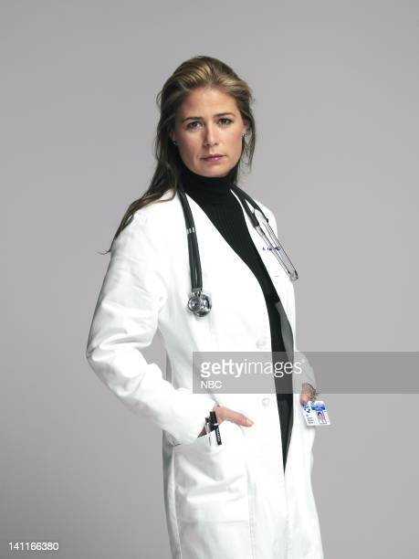 Maura Tierney as Doctor Abby Lockhart Photo by Robert Sebree/NBCU Photo Bank