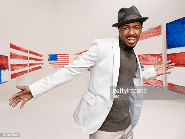 11 Pictured Nick Cannon