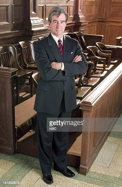 Season 11 -- Pictured: Sam Waterston as Executive Assistant District Attorney Jack McCoy -- Photo by: Kevin Foley/NBCU Photo Bank