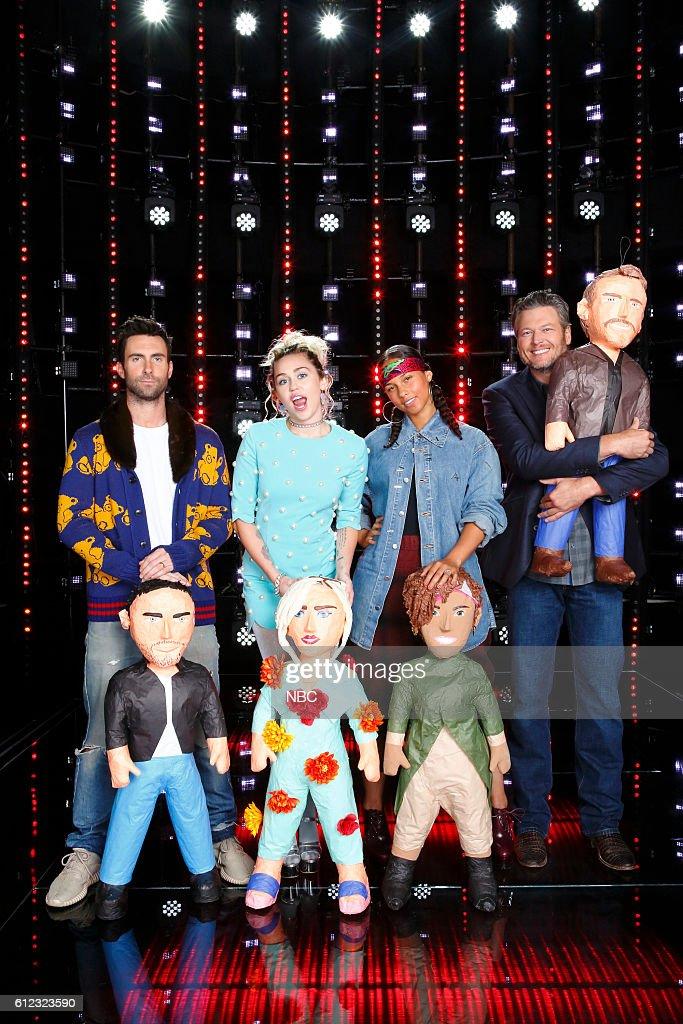 """NBC's """"The Voice"""" - Season 11"""