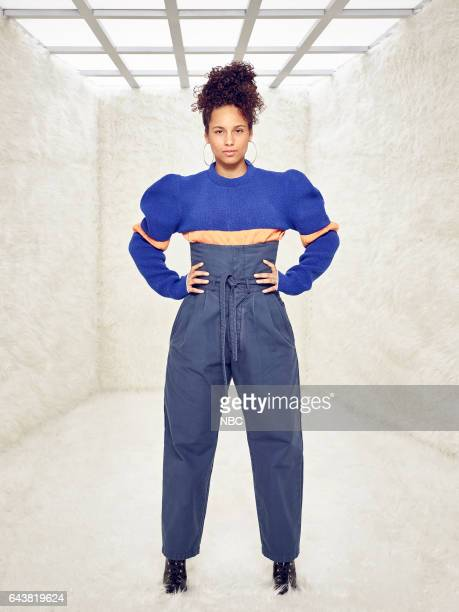 12 Pictured Alicia Keys