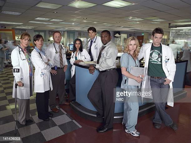 Laura Innes as Doctor Kerry Weaver Maura Tierney as Doctor Abby Lockhart Scott Grimes as Doctor Archie Morris Parminder Nagra as Doctor Neela...