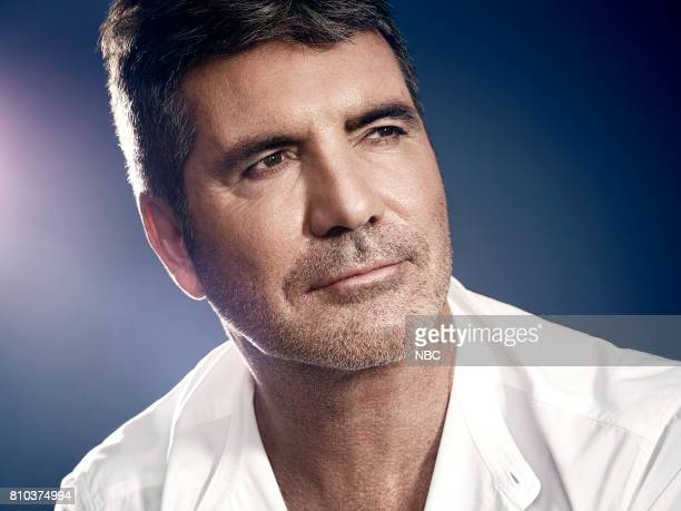 12 Pictured Simon Cowell
