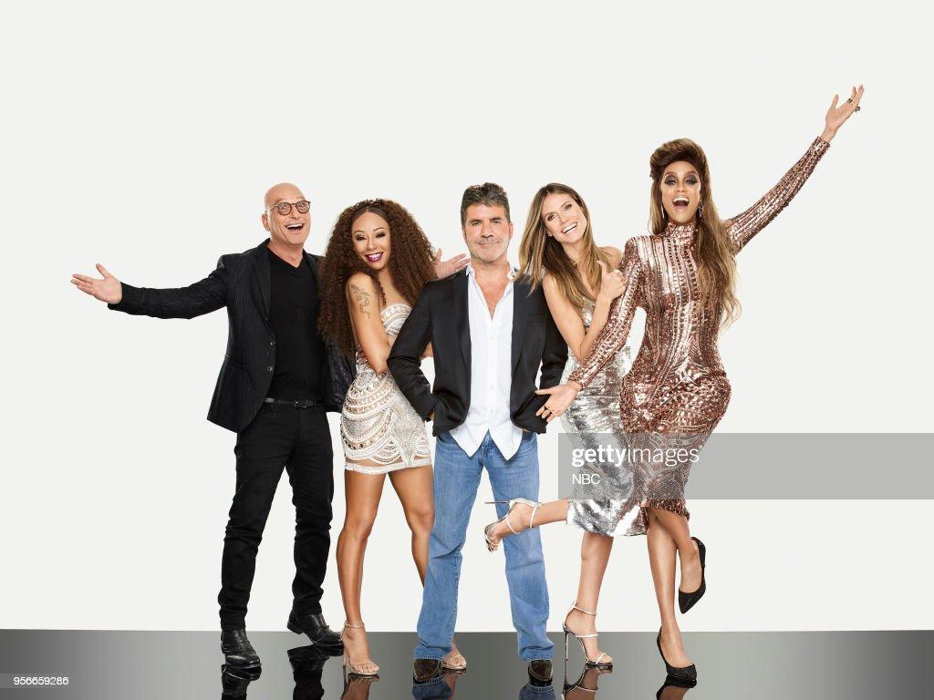 America's Got Talent - Season 13 : News Photo