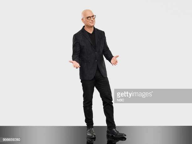 13 Pictured Howie Mandel