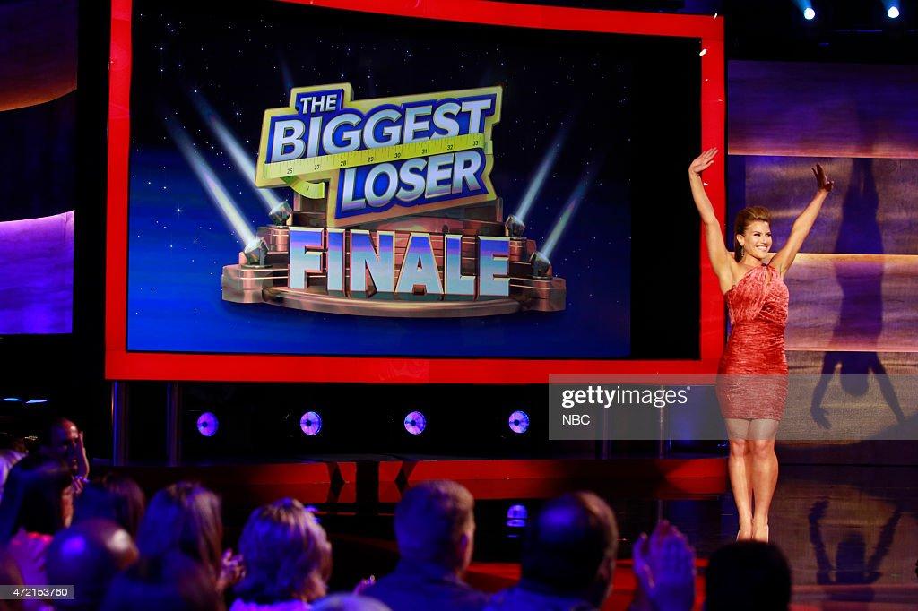 LOSER -- Season 14 Live Finale -- Pictured: Dannielle 'Danni' Allen --