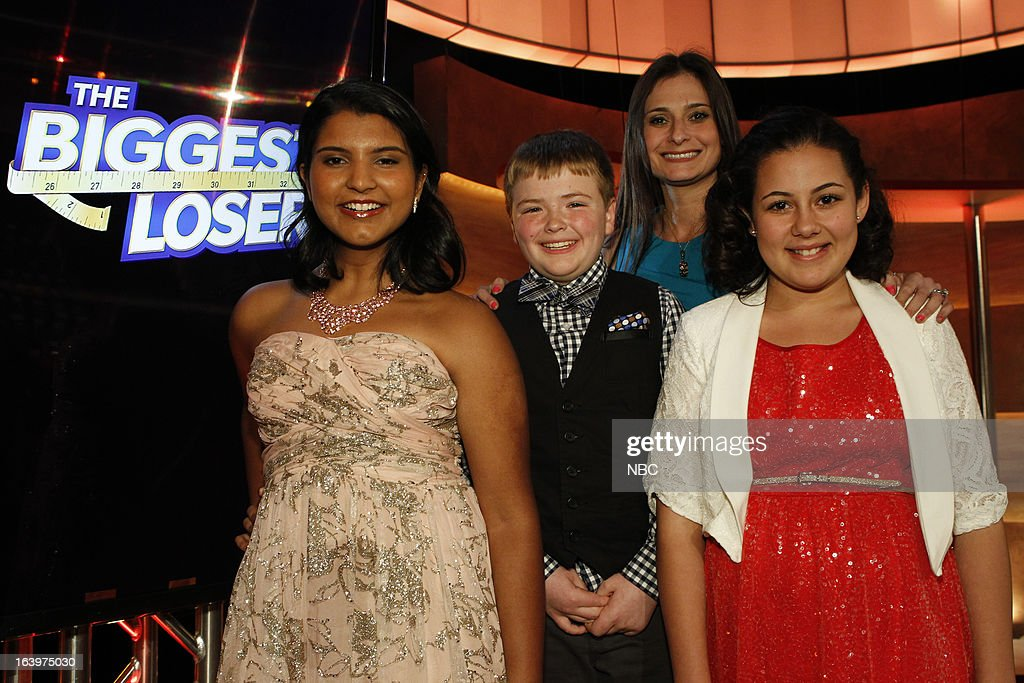 LOSER -- Season 14 Live Finale -- Pictured: (l-r) Sanjana 'Sunny' Chandrasekar, Noah 'Biingo' Gray, Dr. Joanna Dolgoff, Lindsay Bravo --