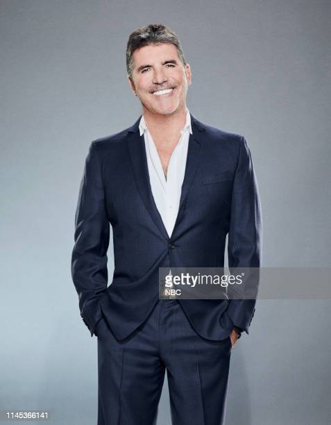 14 Pictured Simon Cowell