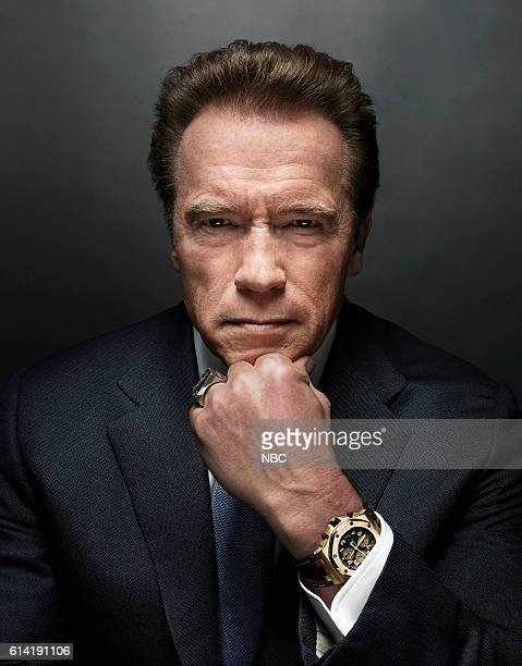 15 Pictured Arnold Schwarzenegger