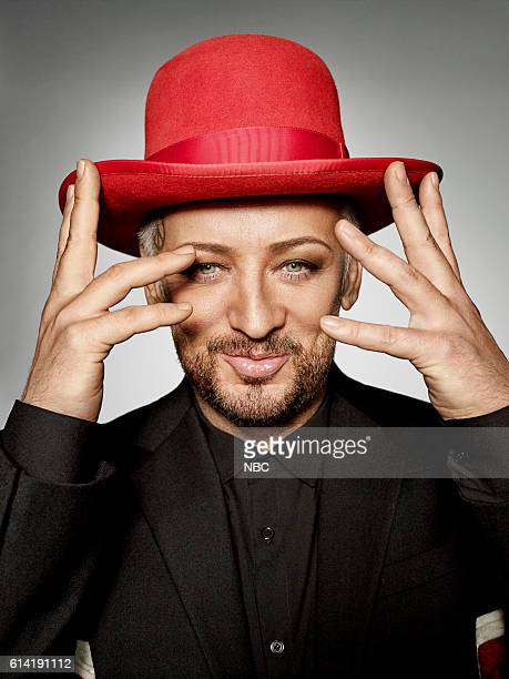 15 Pictured Boy George