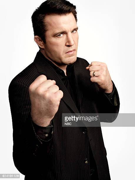 15 Pictured Chael Sonnen