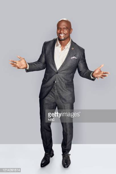 15 Pictured Terry Crews