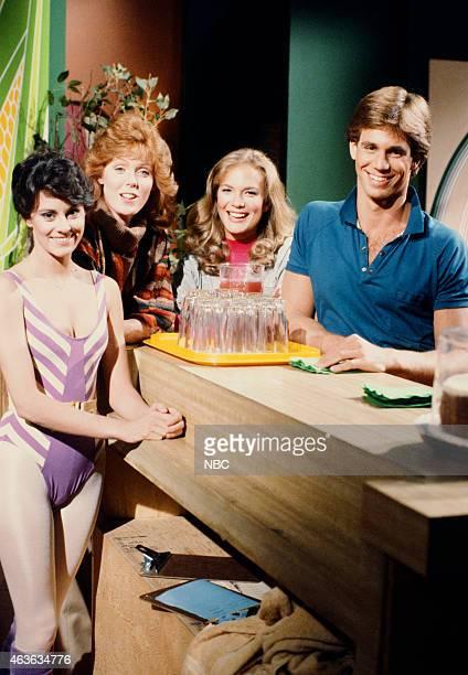 Philece Sampler as Renee Dumonde Jean Bruce Scott as Jessica Blake Fallon Leann Hunley as Anna Brady DiMera Gregg Marx as David Banning at Body...