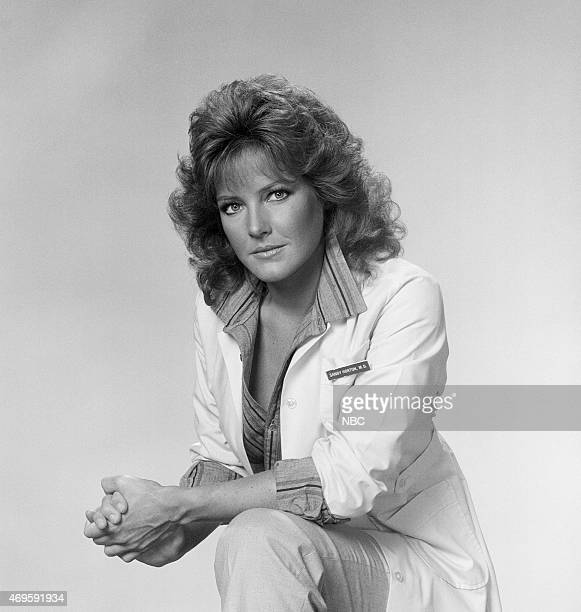 Feathered hair stock photos and pictures getty images pamela roylance as dr sandy horton urmus Images