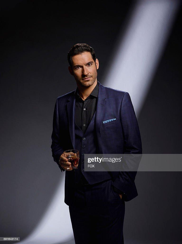 Season 2 of LUCIFER premieres Monday, September 19th on FOX. Pictured: Tom Ellis.