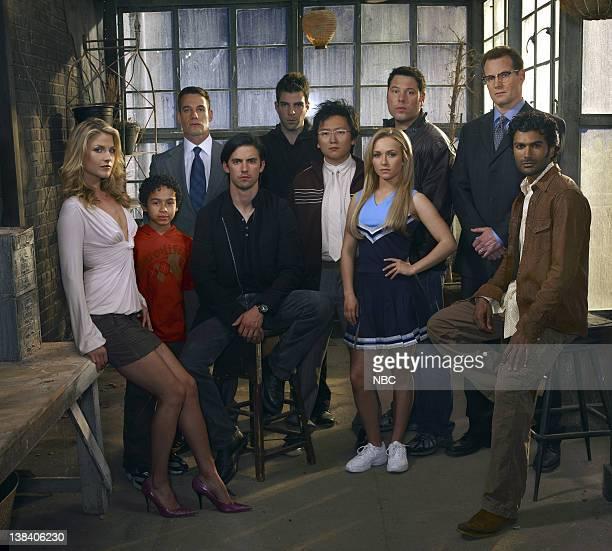 Ali Larter as Niki Sanders Noah GrayCabey as Micah Sanders Adrian Pasdar as Nathan Petrelli Milo Ventimiglia as Peter Petrelli Zachary Quinto as...