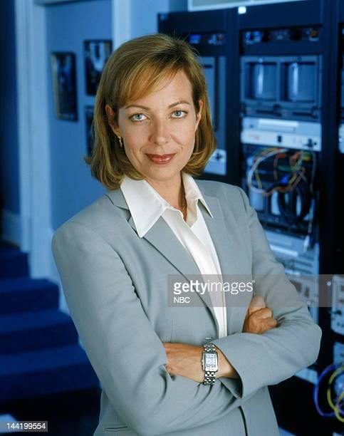 Season 2 -- Pictured: Allison Janney as Claudia Jean 'C.J.' Cregg --