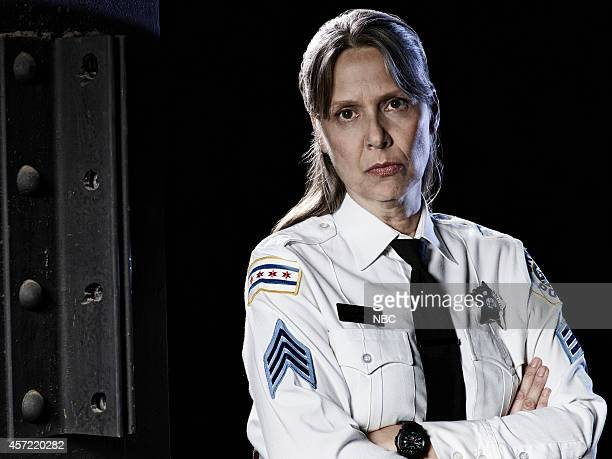 2 Pictured Amy Morton as Sgt Trudy Platt