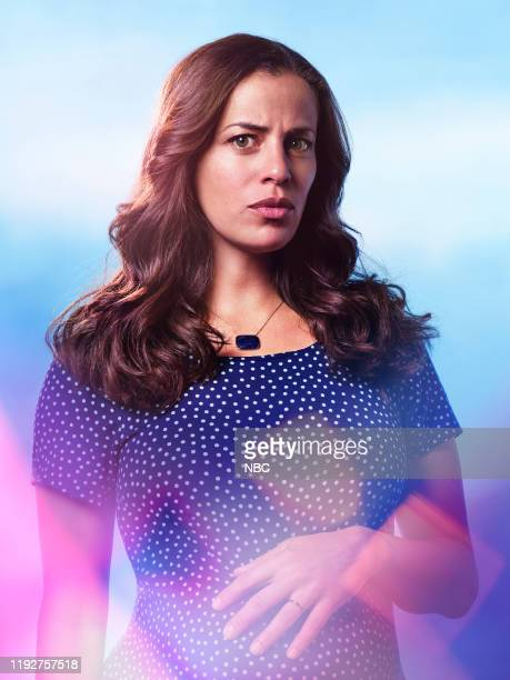Pictured: Athena Karkanis as Grace Stone --