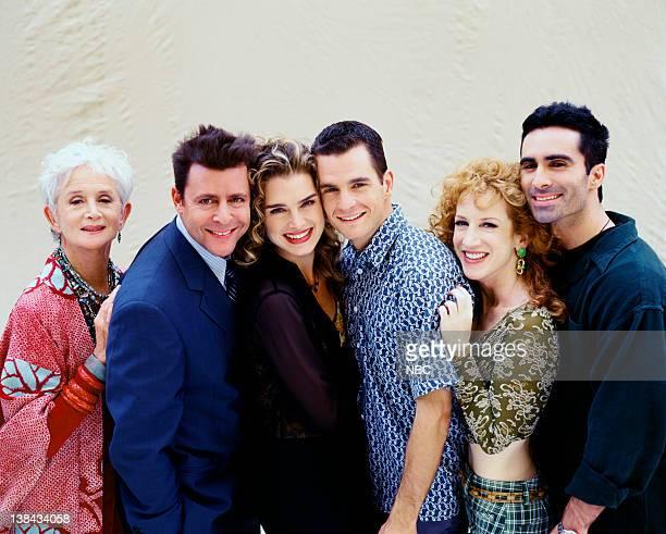 Barbara Barrie as Helen 'Nana' Keane Judd Nelson as Jack Richmond Brooke Shields as Susan Keane David Strickland as Todd Stites Kathy Griffin as...