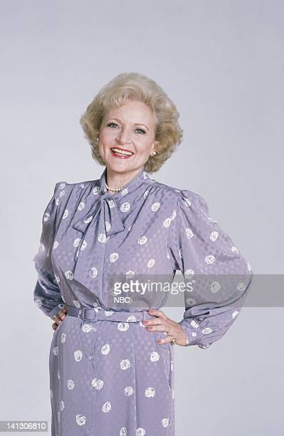 Betty White as Rose Nylund Photo by Gary Null/NBCU Photo Bank