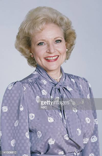 Season 2 -- Pictured: Betty White as Rose Nylund-- Photo by: Gary Null/NBCU Photo Bank