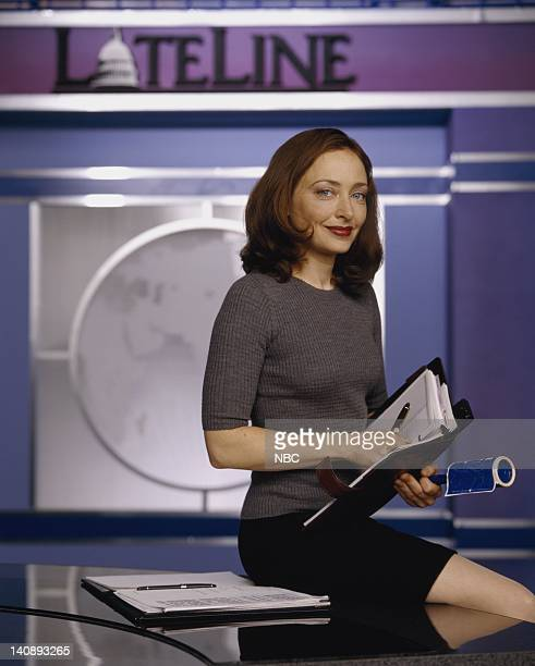 Catherine Lloyd Burns as Mona Guillingsvard Photo by David Rose/NBCU Photo Bank