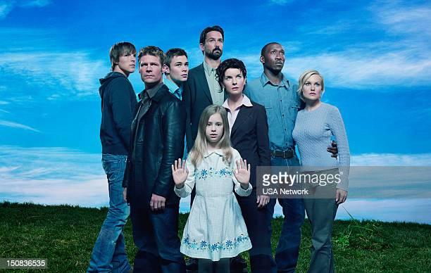 Chad Faust as Kyle Baldwin Joel Gretsch as Tom Baldwin Patrick Flueger as Shawn Farrell Billy Campbell as Jordan Collier Jaqueline McKenzie as Diana...