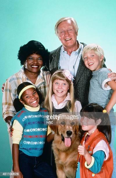 Cherie Johnson as Cherie Johnson Susie Garrett as Betty Johnson George Gaynes as Henry Warnimont Casey Ellison as Allen Anderson Soleil Moon Frye as...
