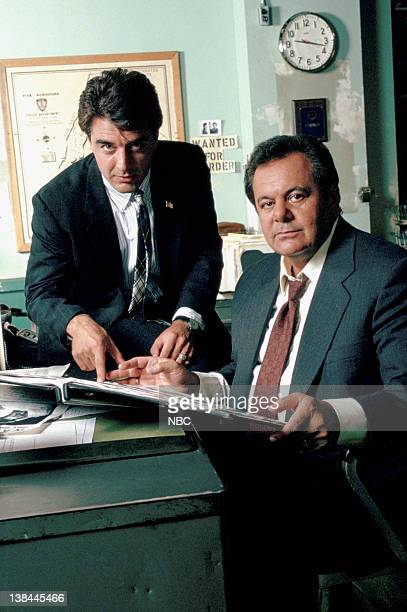 Chris Noth as Detective Mike Logan Paul Sorvino as Det Sgt Phillip 'Phil' Cerreta