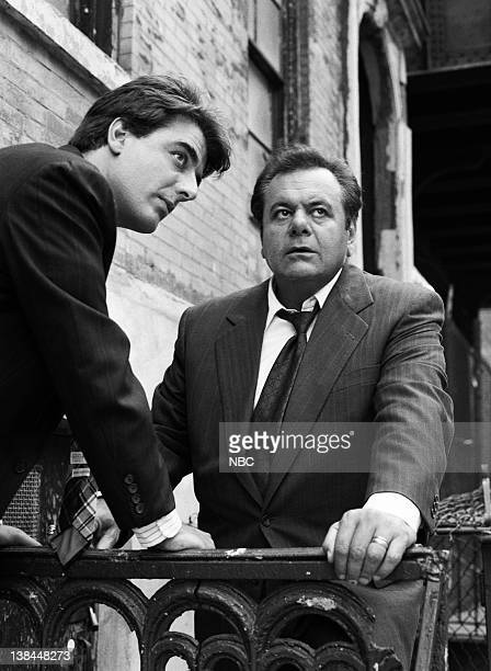 Chris Noth as Detective Mike Logan Paul Sorvino as Det Sgt Philip 'Phil' Cerreta