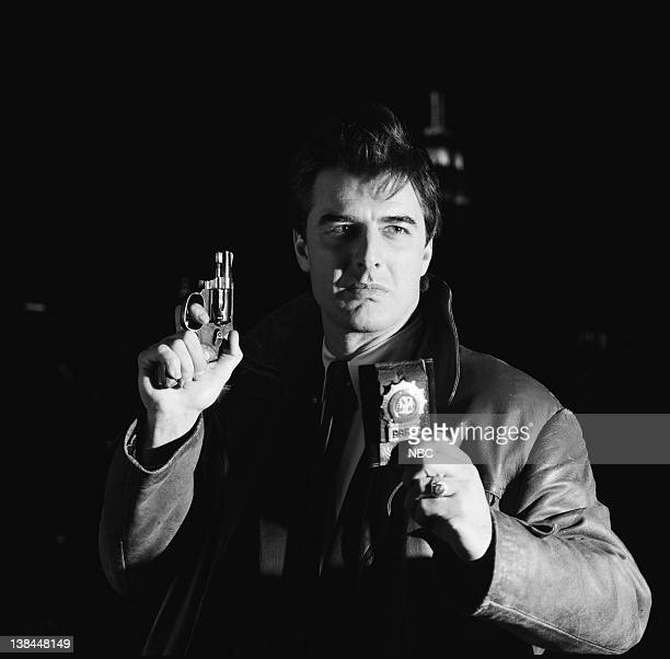 Chris Noth as Detective Mike Logan