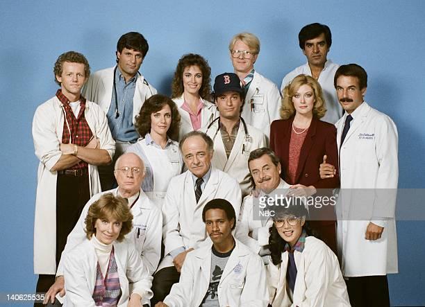 Christina Pickles as Nurse Helen Rosenthal Eric Laneuville as Luther Hawkins Kim Miyori as Dr Wendy Armstrong Norman Lloyd as Dr Daniel Auschlander...