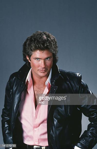 David Hasselhoff as Michael Knight Photo by Herb Ball/NBCU Photo Bank