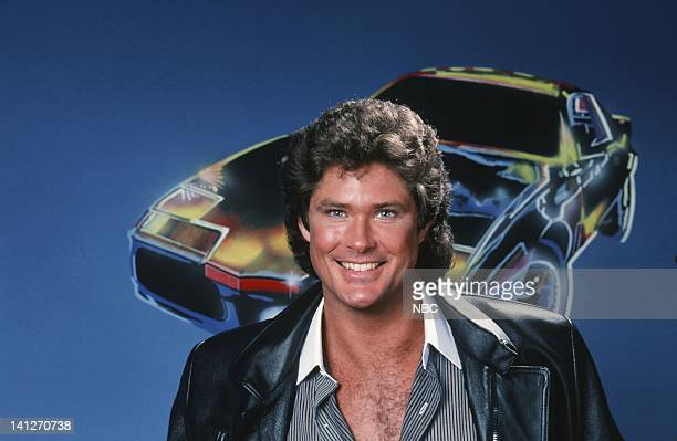 David Hasselhoff as Michael Knight Photo by Herb Ball/NBCU Photo Bank