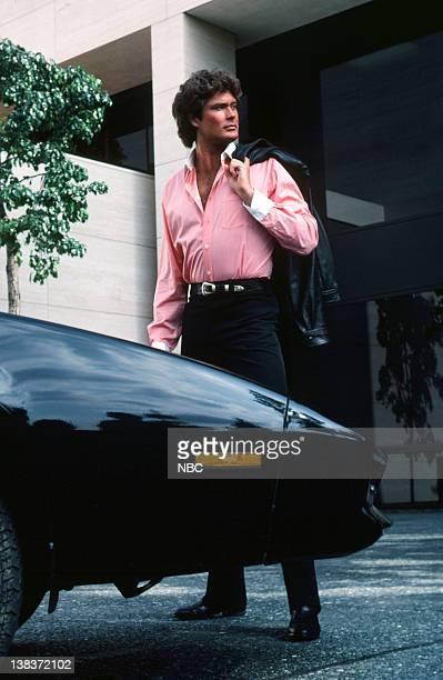 David Hasselhoff as Michael Knight