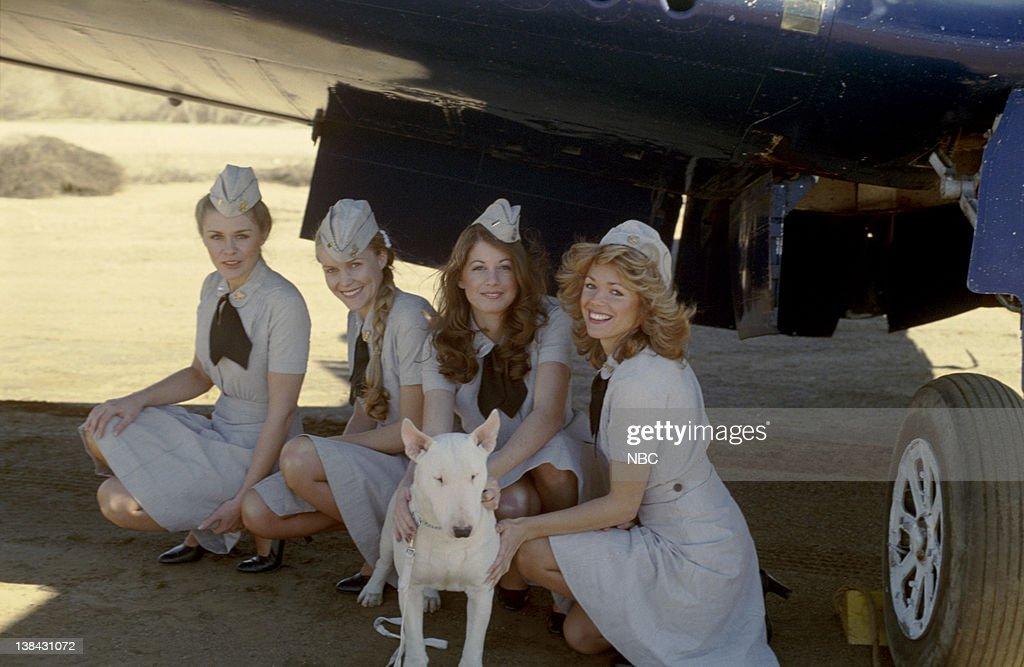 Nancy Conrad as Nurse Nancy Gilmore, Brianne Leary as