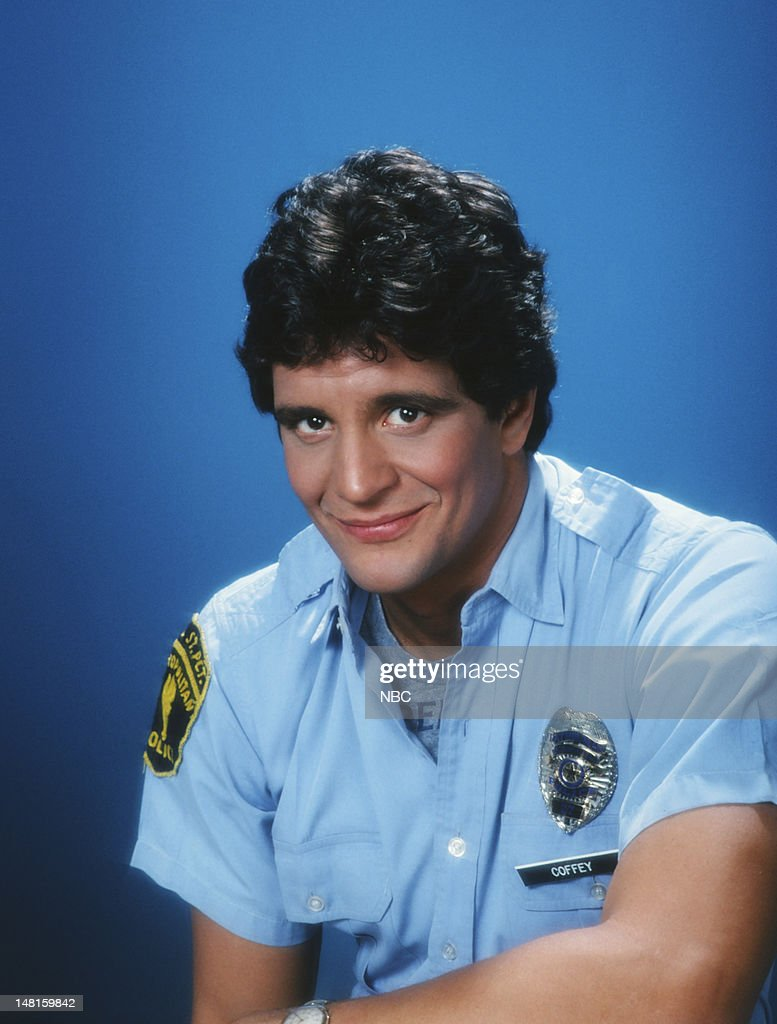 Ed Marinaro as Officer Joe Coffey -- News Photo - Getty Images