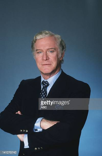 Season 2 -- Pictured: Edward Mulhare as Devon Miles -- Photo by: Herb Ball/NBCU Photo Bank