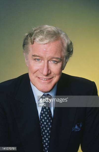 Edward Mulhare as Devon Miles Photo by Herb Ball/NBCU Photo Bank