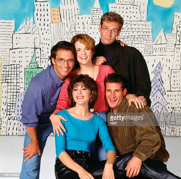 Eric Lutes as Del Cassidy Lea Thompson as Caroline Duffy Malcolm Gets as Richard Karinsky Andrew Lauer as Charlie Amy Pietz as Annie Viola Spadaro