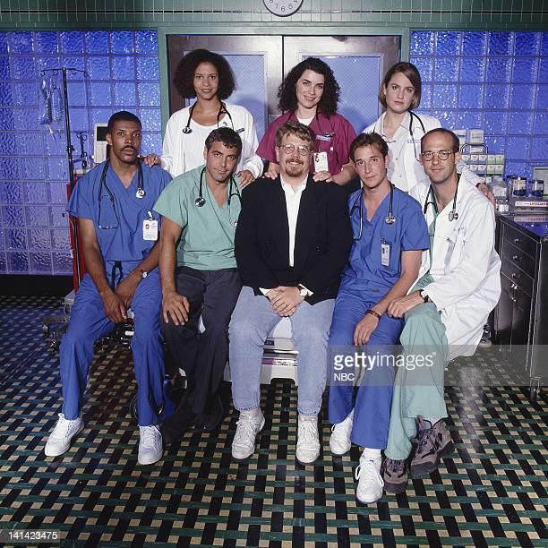 Eriq La Salle as Doctor Peter Benton George Clooney as Doctor Doug Ross John Wells Noah Wyle as Dr John Carter Anthony Edwards as Doctor Mark Greene...