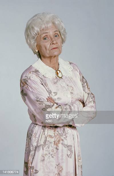 Estelle Getty as Sophia Petrillo Photo by Gary Null/NBCU Photo Bank
