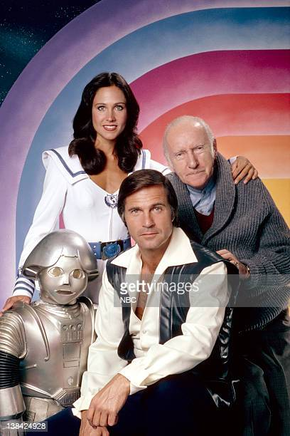 Felix Silla as Twiki Erin Gray as Colonel Wilma Deering Gil Gerard as Captain William Buck Rogers Wilfrid HydeWhite as Dr Goodfellow