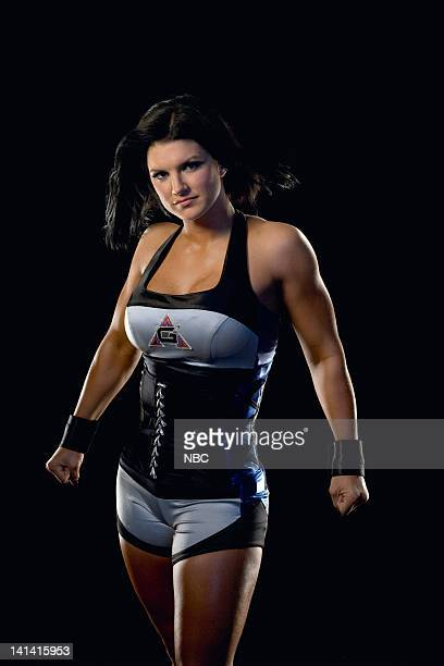 Gina Carano Crush Photo by Paul Drinkwater/NBCU Photo Bank
