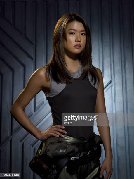 Grace Park as Sharon 'Boomer' Valeri