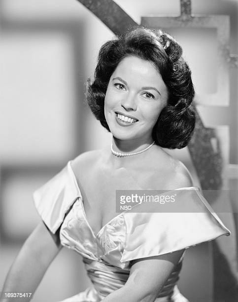 Host Shirley Temple in 1960