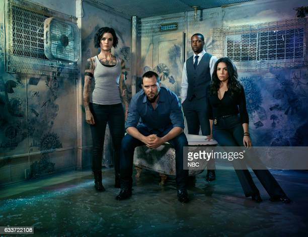 2 Pictured Jaimie Alexander as Jane Doe Sullivan Stapleton as Kurt Weller Rob Brown as Edgar Reade Audrey Esparza as Tasha Zapata