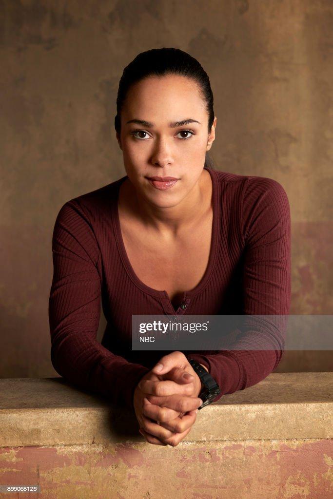 Jessica Camacho as Santana --
